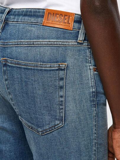 Diesel - Babhila 09A01, Medium blue - Jeans - Image 3