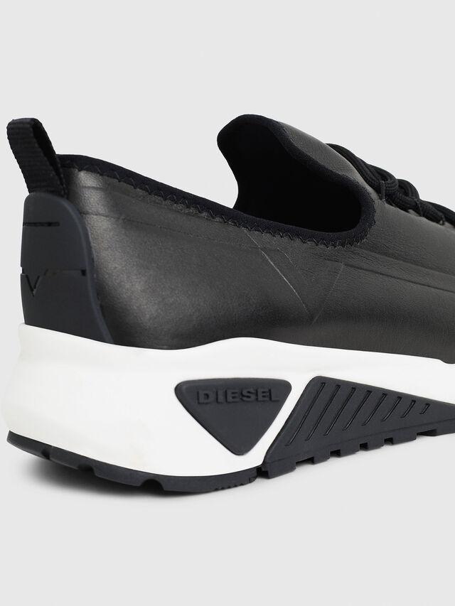 S-KBY, Black Leather