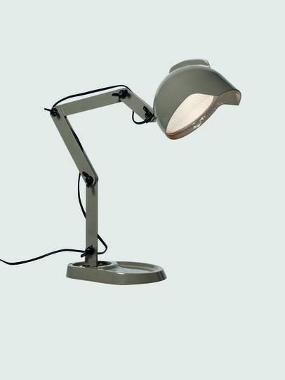 Diesel - DUII TAVOLO, Green/Grey - Table Lighting - Image 1