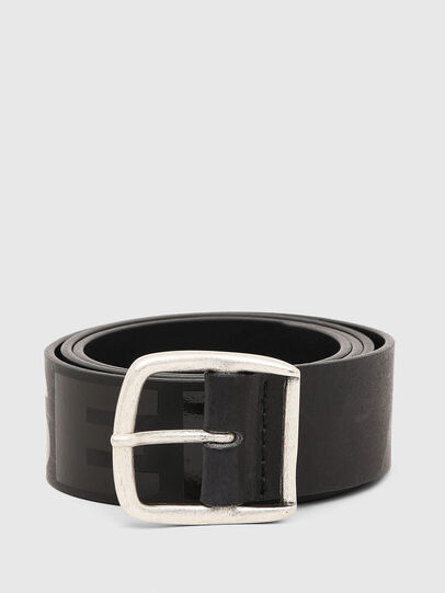 Diesel - BARBAR, Black - Belts - Image 1