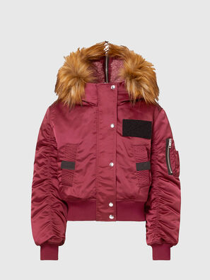 W-SAMOEI, Plum - Winter Jackets