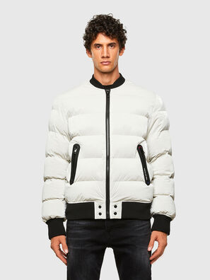 W-ON-A, White - Winter Jackets