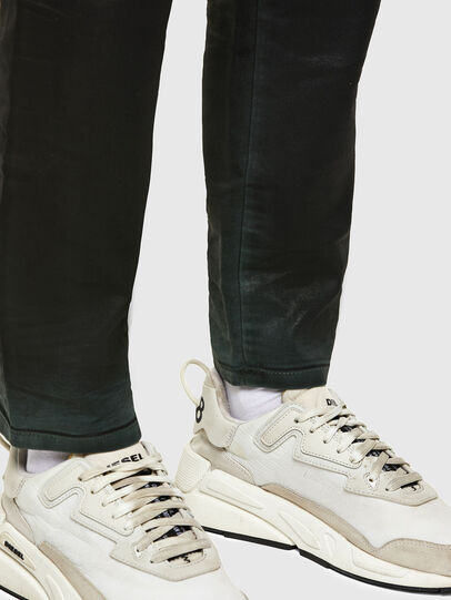 Diesel - KRAILEY JoggJeans® 069QP, Black/Green - Jeans - Image 5