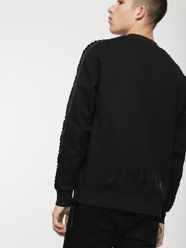 Diesel - S-MARTY, Black - Sweaters - Image 2