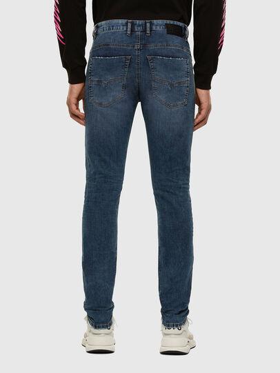 Diesel - Krooley JoggJeans 069NL, Medium blue - Jeans - Image 2