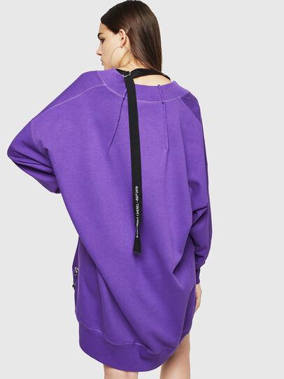 Diesel - D-KESAR-A, Violet - Dresses - Image 2