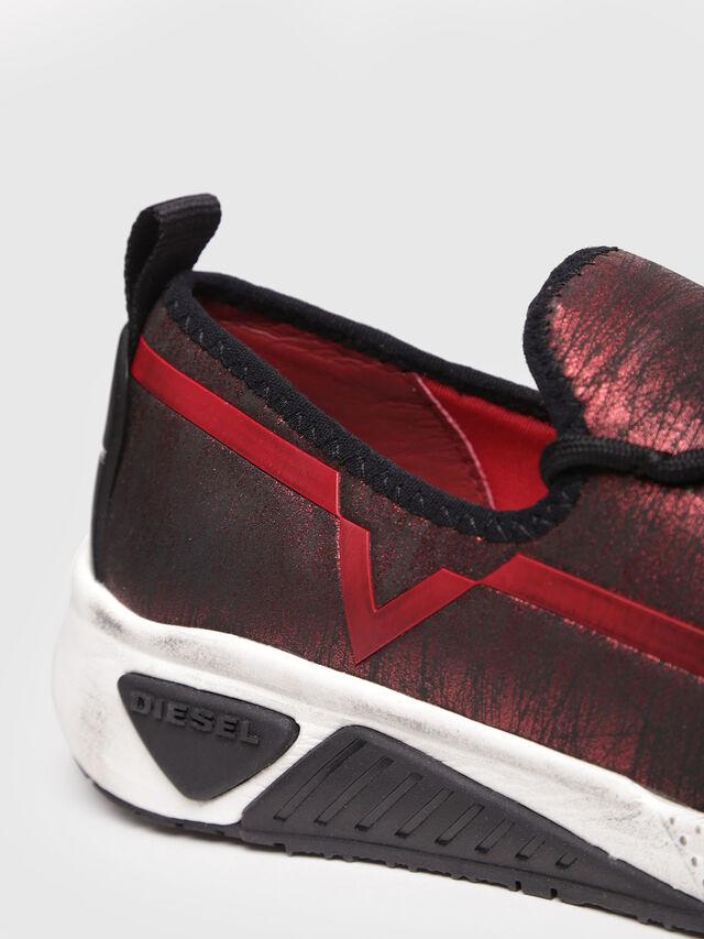 Diesel - S-KBY, Bordeaux - Sneakers - Image 4