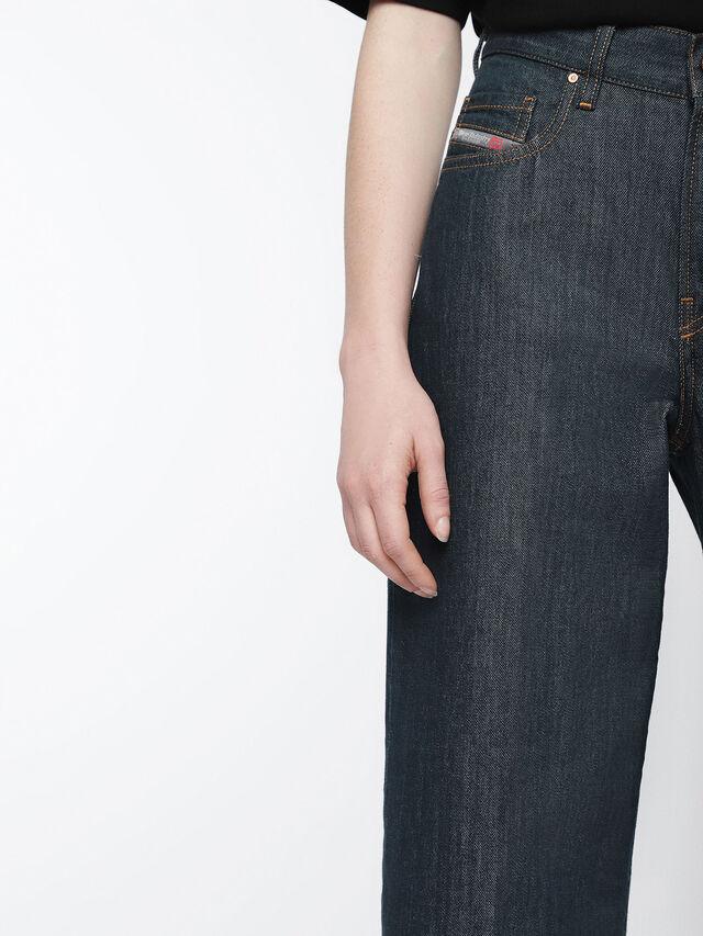 Diesel - Widee 084UR, Dark Blue - Jeans - Image 5