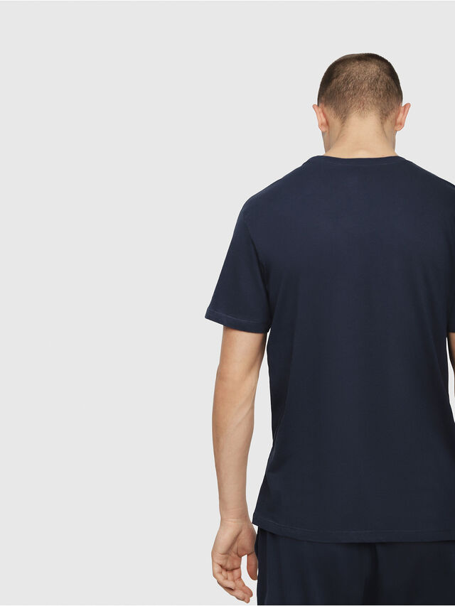 Diesel UMLT-JAKE, Night Blue - T-Shirts - Image 2