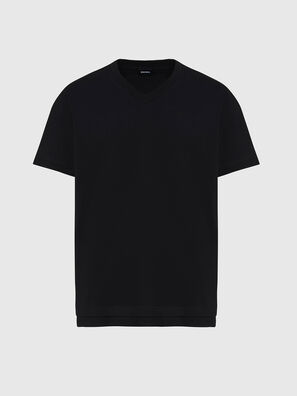 T-CHERUBIK-NEW2, Black - T-Shirts