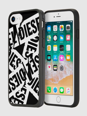 MULTI TAPE BLACK/WHITE IPHONE 8/7/6S/6 CASE, Black - Cases