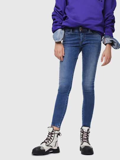 Diesel - Slandy 084NM, Medium blue - Jeans - Image 1