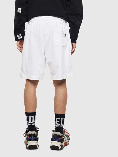 Diesel - P-BOXIER, White - Shorts - Image 2