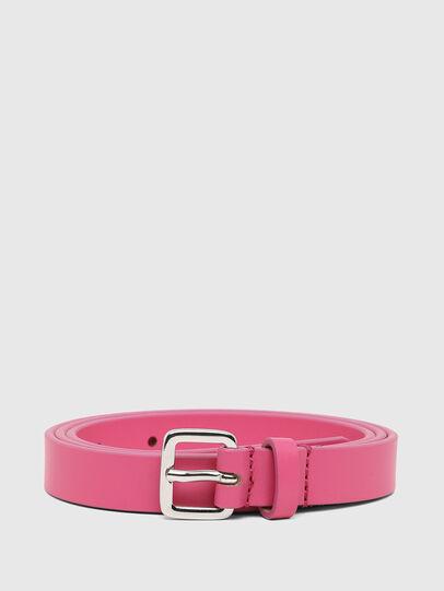 Diesel - B-LOWGO, Pink - Belts - Image 1