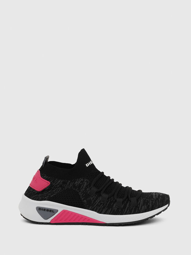 S-KB ATHL LACE W, Black/Pink - Sneakers