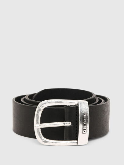 Diesel - B-ROUNCLE, Black - Belts - Image 1