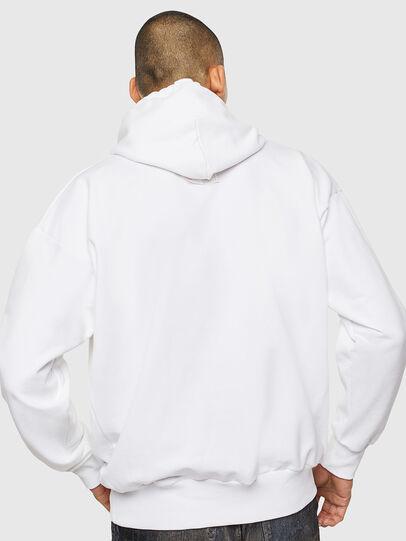 Diesel - S-ALBY-Y1, White - Sweaters - Image 3