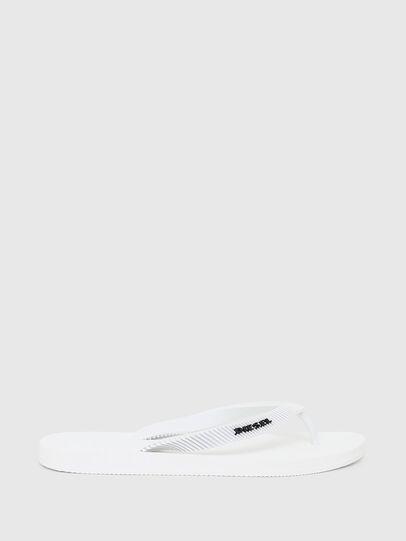 Diesel - SA-KAUAY W, White - Slippers - Image 1