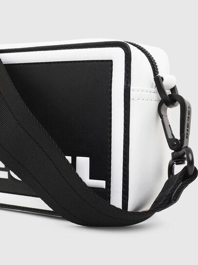 Diesel - ROSA', Black/White - Crossbody Bags - Image 4