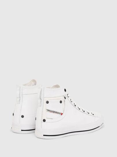 Diesel - EXPOSURE IV W, White - Sneakers - Image 3