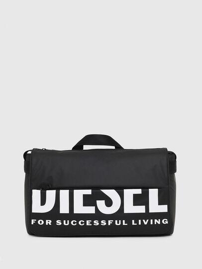 Diesel - F-BOLD MESSENGER III, Black - Crossbody Bags - Image 1