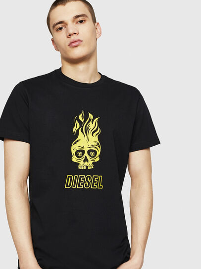 Diesel - T-DIEGO-A11,  - T-Shirts - Image 1