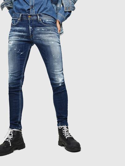 Diesel - Sleenker 0091Y,  - Jeans - Image 1