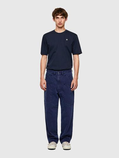 Diesel - D-Franky 0EEAX, Medium blue - Jeans - Image 6