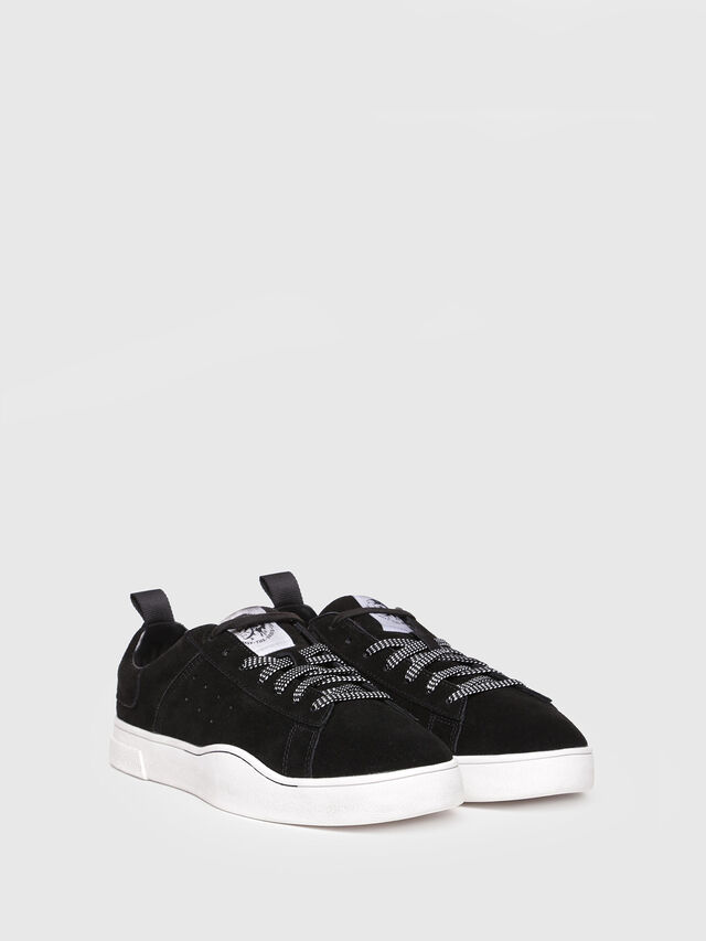 Diesel - S-CLEVER LOW, Black - Sneakers - Image 2