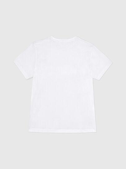 Diesel - BMOWT-DIEGO-NEW-P, White - T-Shirts - Image 2