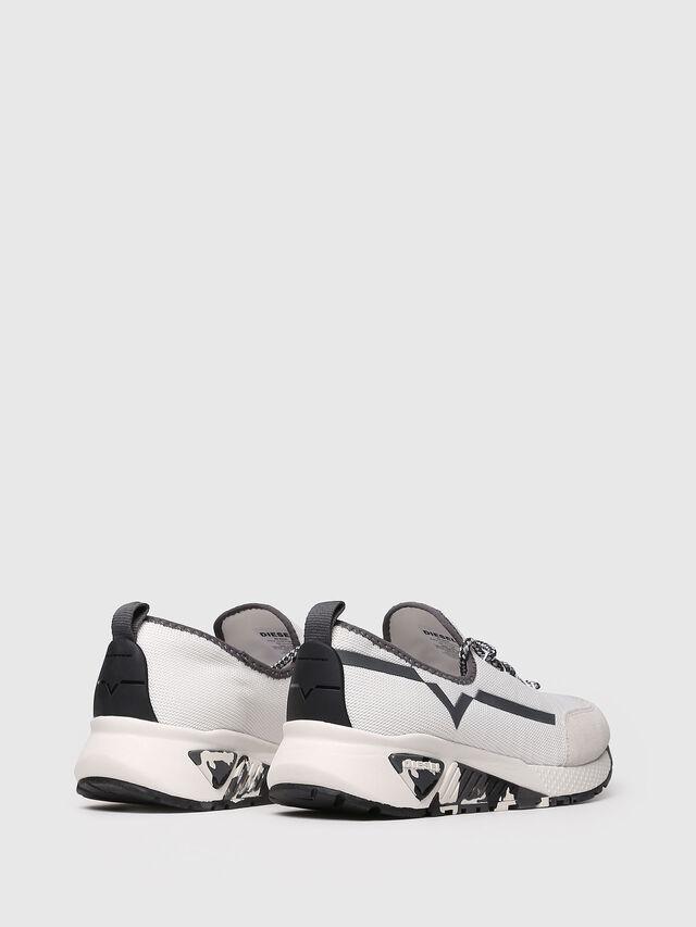 Diesel - S-KBY, White/Grey - Sneakers - Image 2