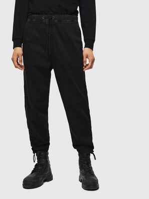 D-Toller JoggJeans 0687Z, Black/Dark grey - Jeans