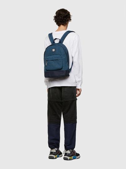 Diesel - VIOLANO, Blue - Backpacks - Image 7
