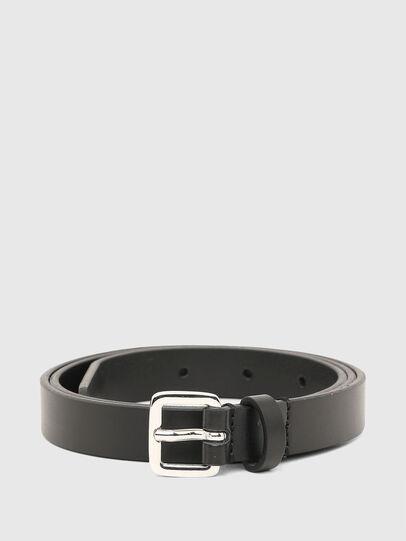 Diesel - B-LOWGO II, Black - Belts - Image 1