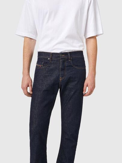 Diesel - D-Viker 084HN, Dark Blue - Jeans - Image 3