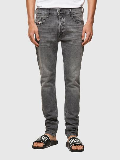 Diesel - D-Luster 09A10, Light Grey - Jeans - Image 1