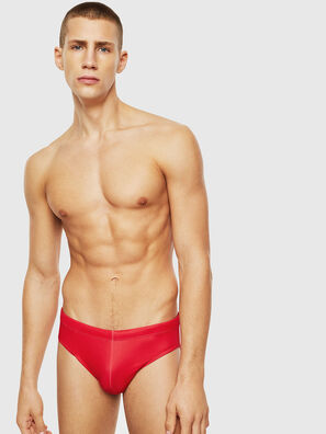 BMBR-JACK, Red - Swim briefs