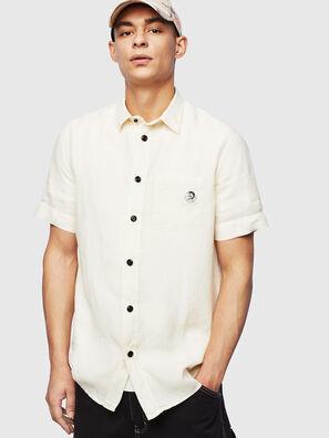S-KIRUMA-B, White - Shirts