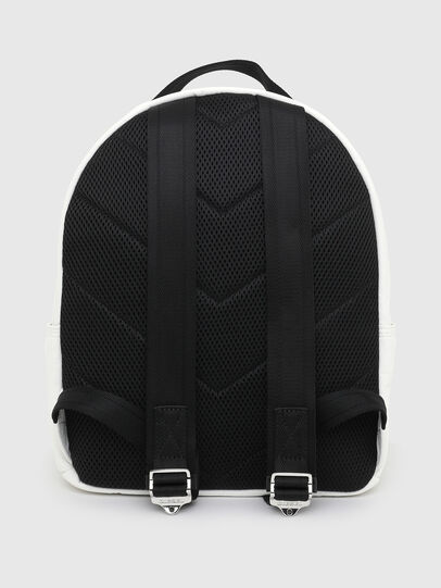 Diesel - F-BOLD BACK FL II, White - Backpacks - Image 2