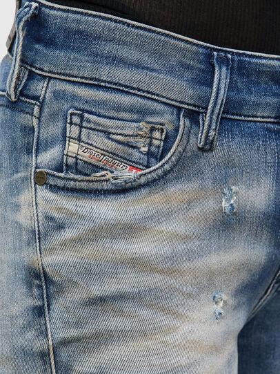 Diesel - Slandy 009JJ, Medium blue - Jeans - Image 6