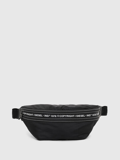 Diesel - NELUMBO, Black - Belt bags - Image 1