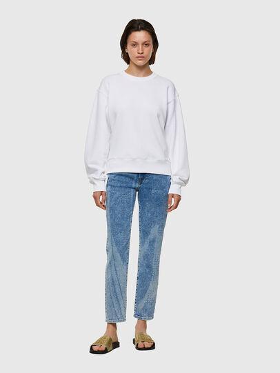 Diesel - F-LYM-C.C, White - Sweaters - Image 4