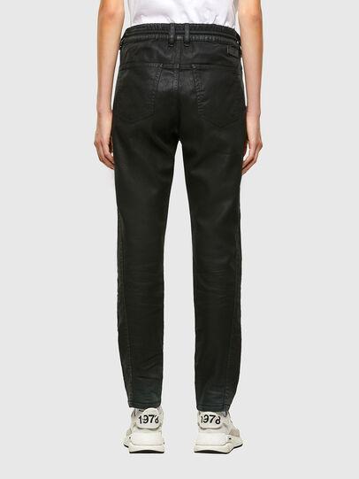 Diesel - KRAILEY JoggJeans® 069QP, Black/Green - Jeans - Image 2