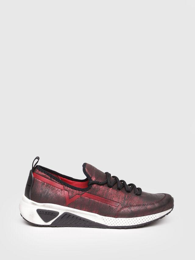Diesel - S-KBY, Bordeaux - Sneakers - Image 1