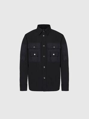 S-AUSTIN, Black - Shirts