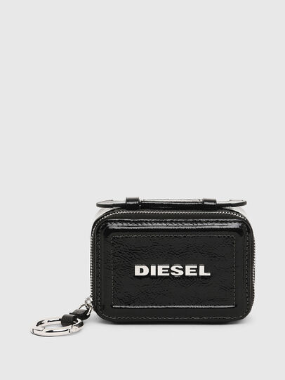 Diesel - BOMBY, Black - Small Wallets - Image 1