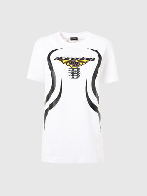 ASTARS-T-DIEGOS-A-FL, White - T-Shirts