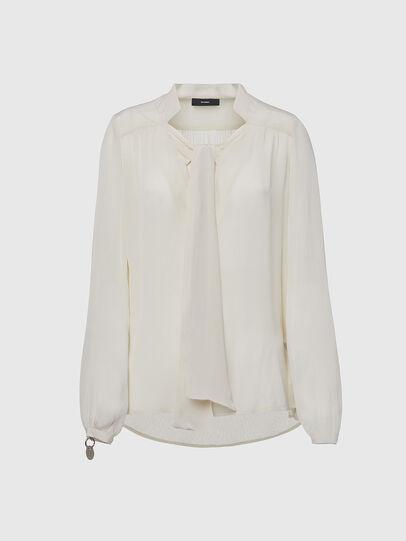 Diesel - C-DUANE-A, White - Shirts - Image 1
