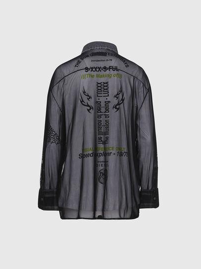 Diesel - C-TULLA, Black - Shirts - Image 2