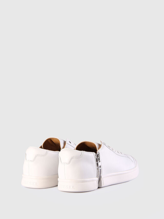 Diesel - S-NENTISH LOW, White - Sneakers - Image 3